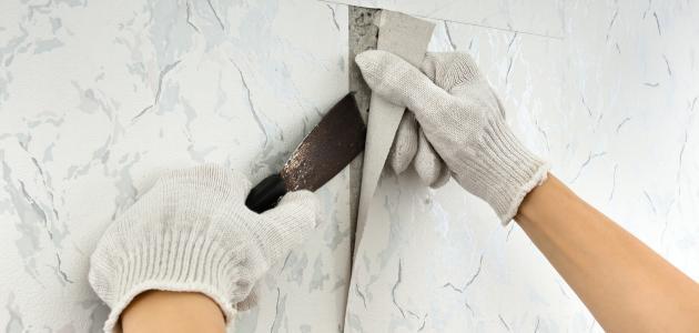 تركيب ورق جدران في ام القيوين