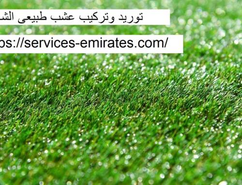 توريد وتركيب عشب طبيعي الشارقة |0566719609| نجيل طبيعي