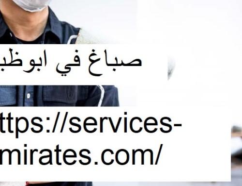 صباغ في ابوظبي |0566719609| شركات صبغ