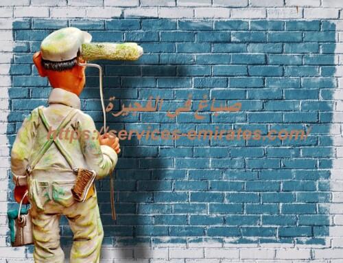 صباغ في الفجيرة |0566719609| صباغ رخيص